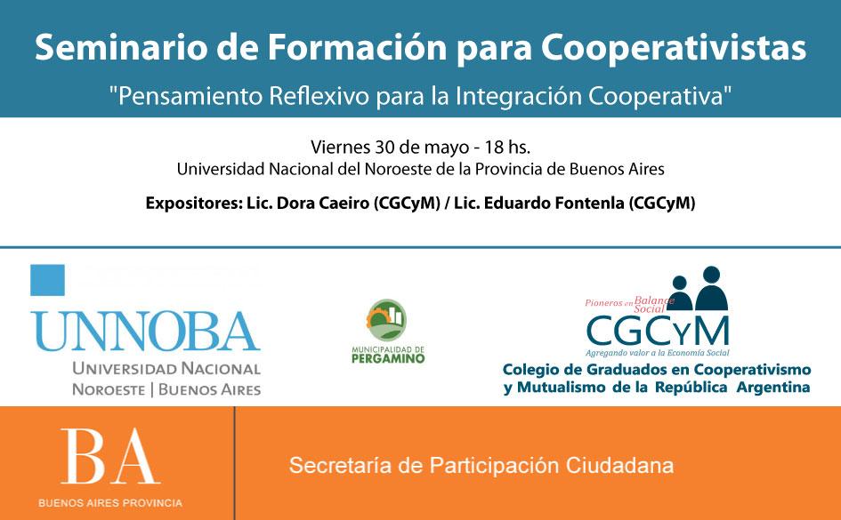 Seminario de Formación para Cooperativistas