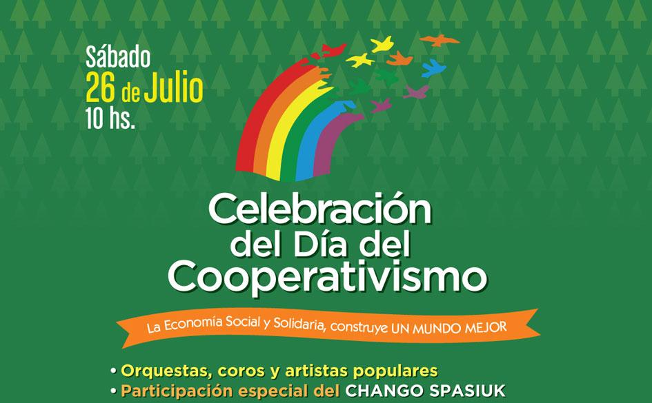 Invitación al festejo por el Día del Cooperativismo 2014