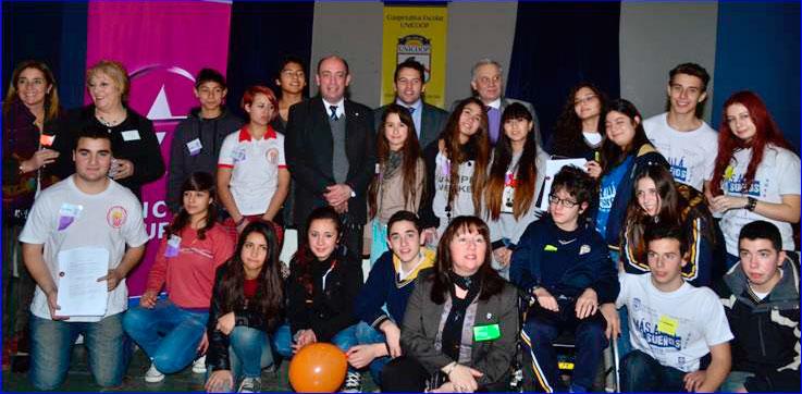Un gran avance del cooperativismo escolar se concretó en Bahía Blanca