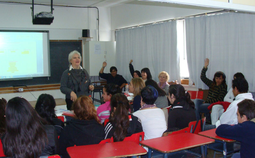 Entrevista a la Lic. Margarita Graziani acerca del XVII ENCACE y el cooperativismo escolar del sureste bonaerense