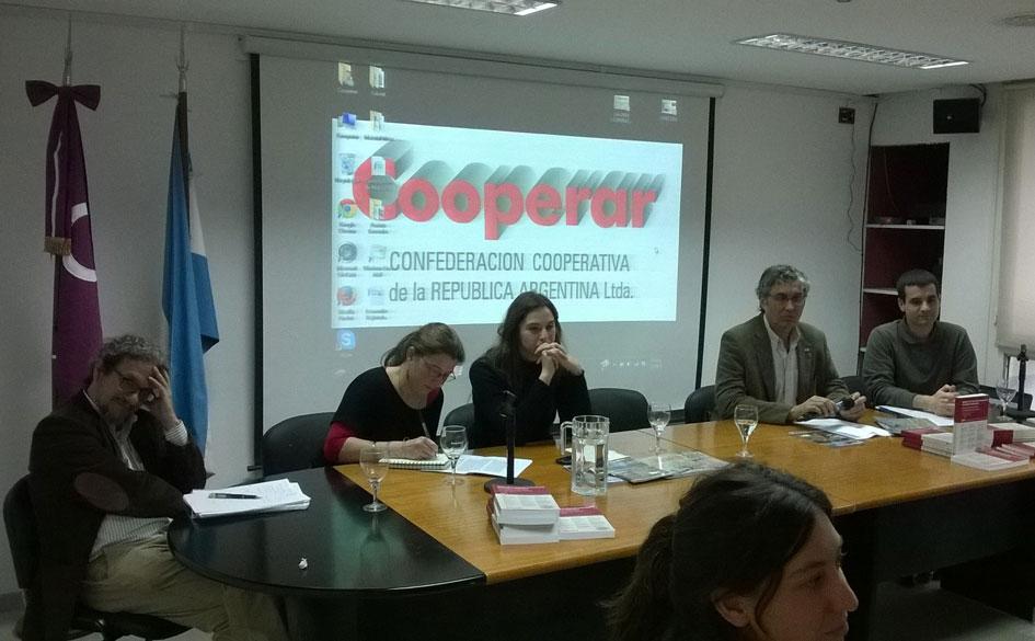 Finalizó el Encuentro Internacional «Difusión de los valores y principios cooperativos entre los jóvenes»