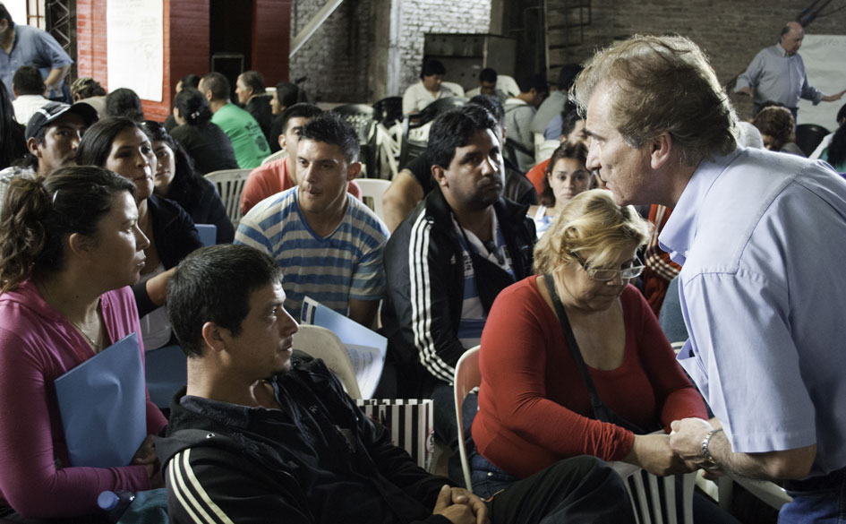 Entrevista a Eduardo Milner acerca del Curso ABC del Cooperativismo dictado junto a la Cooperativa Obrera