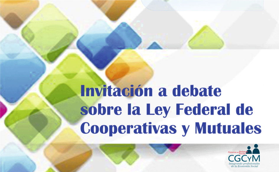 El CGCyM organiza en La Plata un Foro de debate sobre el pre proyecto de la Ley de Economía Social y Solidaria