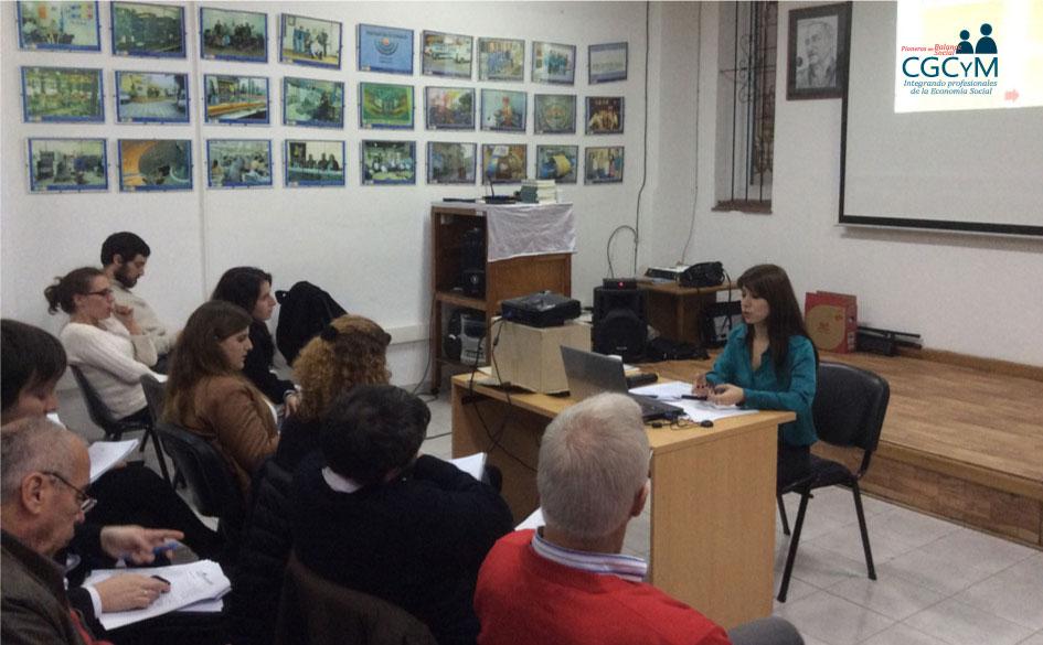 El CGCyM brindó una intensiva capacitación sobre Normativas UIF para cooperativas y mutuales en La Plata