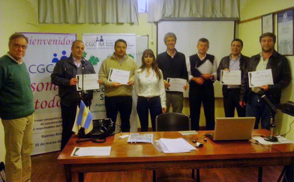 Nuevas entidades finalizaron su capacitación sobre Normativas UIF en el CGCyM