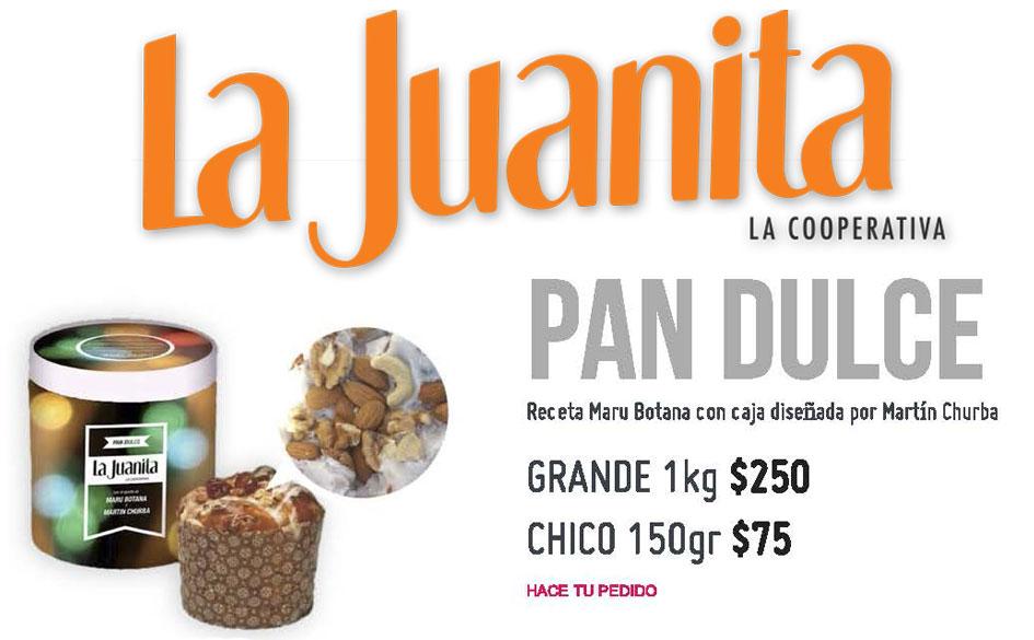 """Una opción de calidad cooperativa para las fiestas venideras: Pan dulce de la Cooperativa """"Barrio La Juanita"""""""