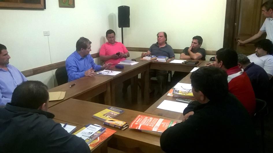 La Cooperativa de Gasistas Matriculados de Buenos Aires recibió asistencia técnica en el CGCyM