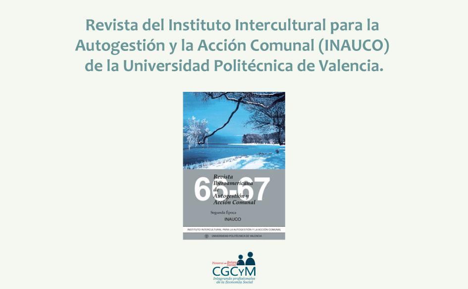 Nuevo número de la Revista Iberoamericana de Autogestión y Acción Comunal del INAUCO