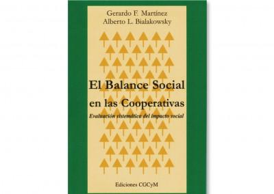 Balance Social en las cooperativas. Evaluación sistemática del impacto social.
