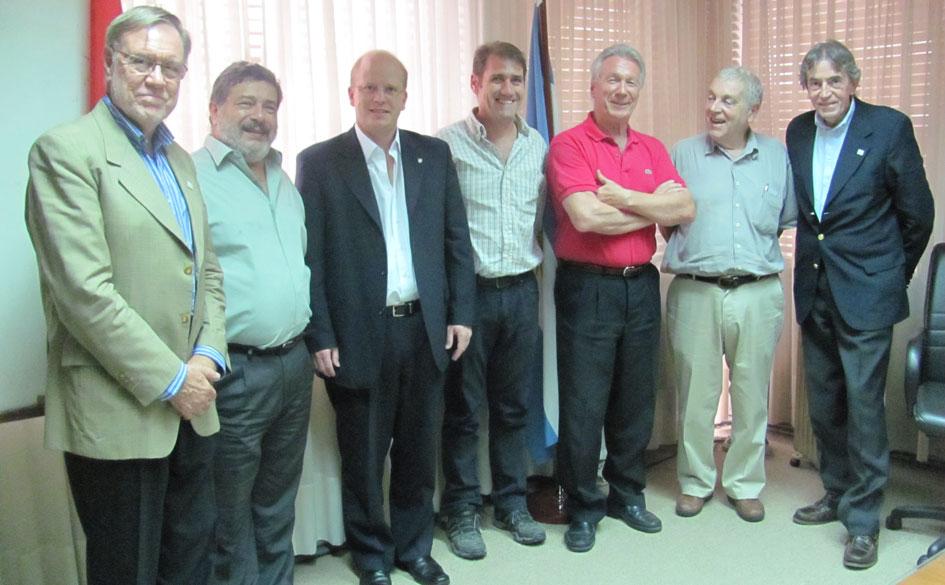 Economía Social en Santa Fe. El CGCyM se reunió con funcionarios del gobierno de la provincia