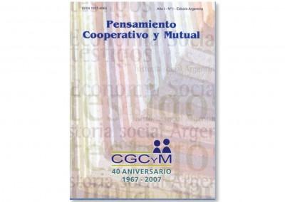 Pensamiento Cooperativo y Mutual Nº 1