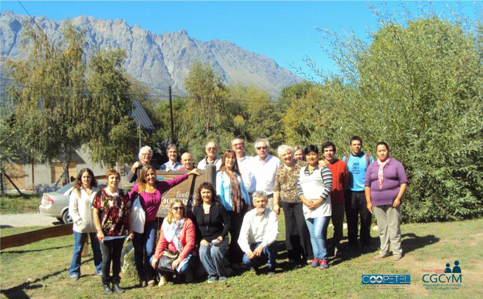 El cooperativismo se revitaliza en El Bolsón. Curso-Taller intensivo en la Fundación Cooperar de Coopetel