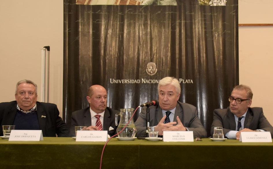 Se presentó la Cátedra Libre sobre «Economía Social y Mutuales» en la Universidad Nacional de La Plata