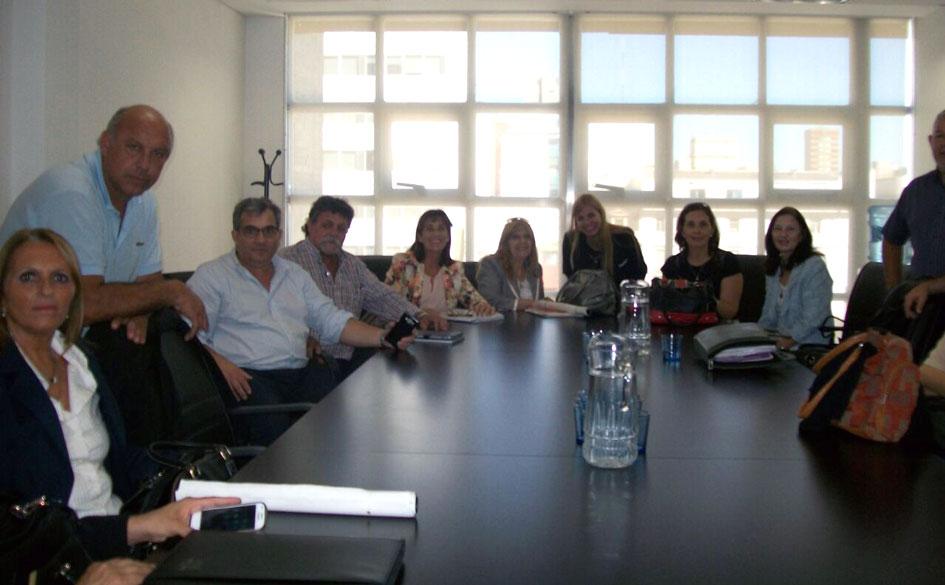 Nutrida participación de la CALCME con miembros del Directorio de INAES y reunión de trabajo en el CGCyM