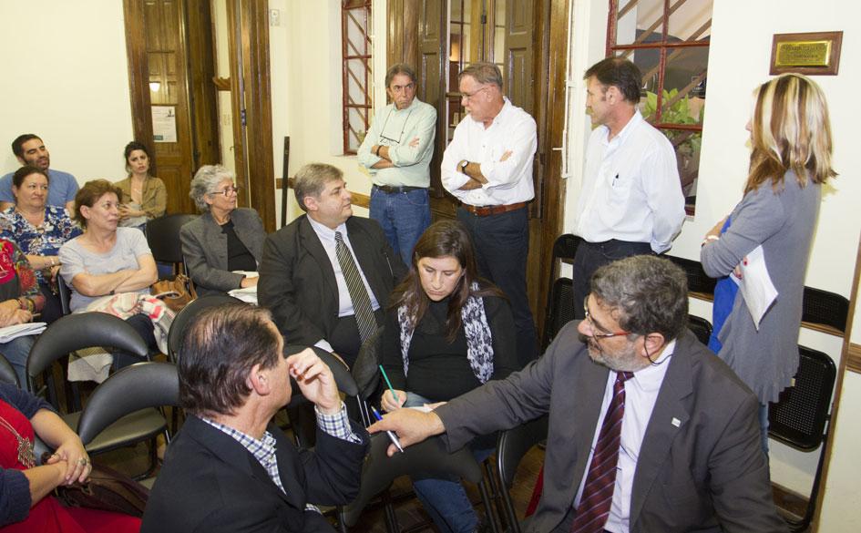 Estado del arte del cooperativismo no agropecuario cubano: fragmentos de la charla abierta brindada en Buenos Aires