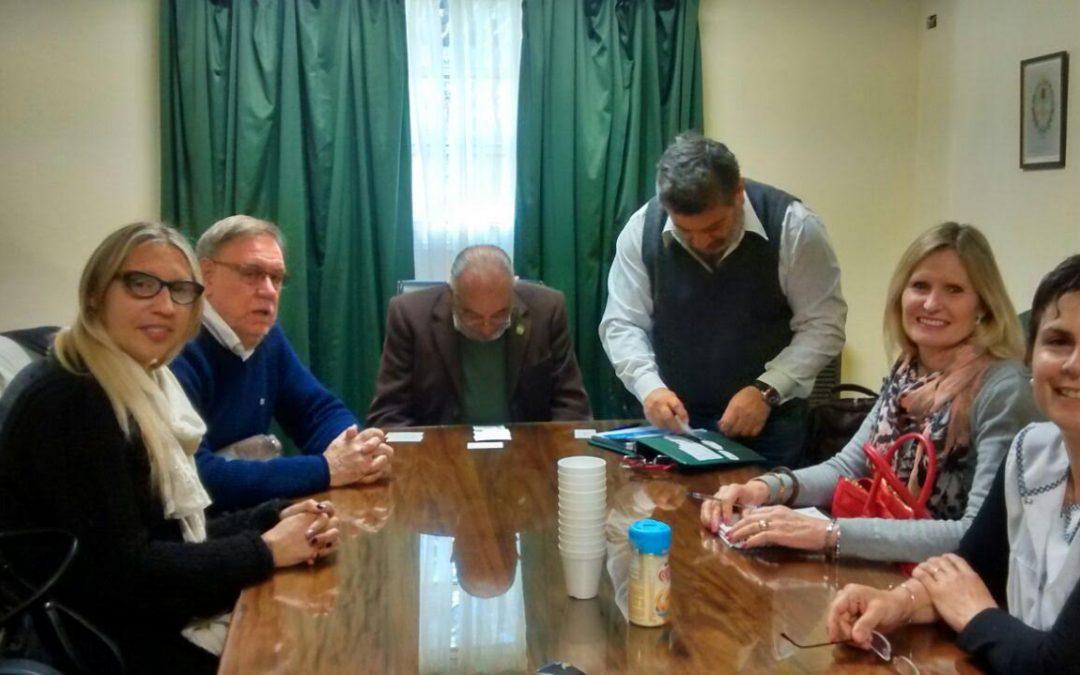 El CGCyM y la Universidad Nacional de Luján firman un convenio para la realización conjunta de actividades