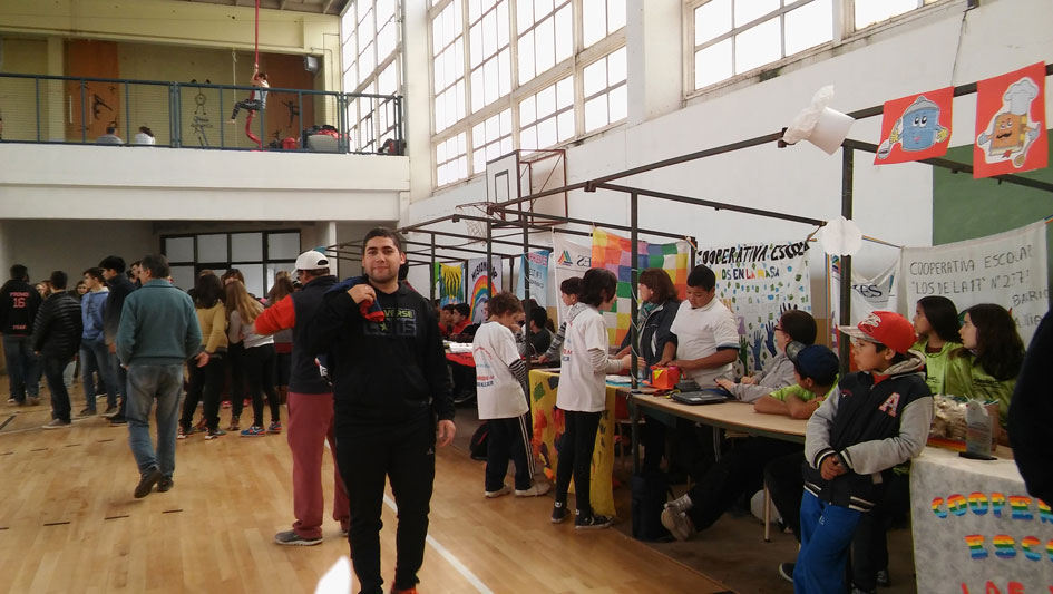 Finalizó el 4º Encuentro Regional de Cooperativas Escolares en Tornquist
