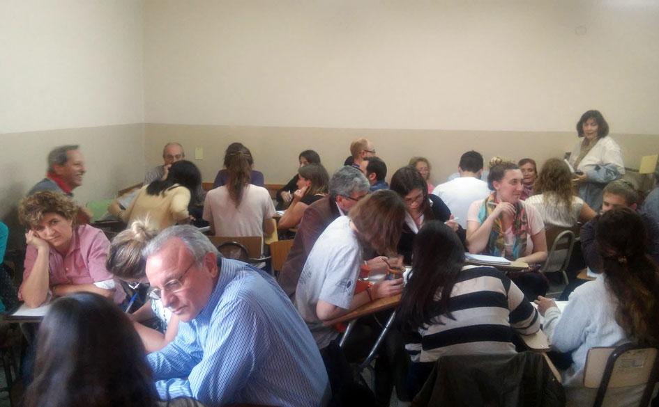 Jornada de actualización profesional sobre Balance Social Cooperativo y Mutual en la Universidad Nacional de Rosario