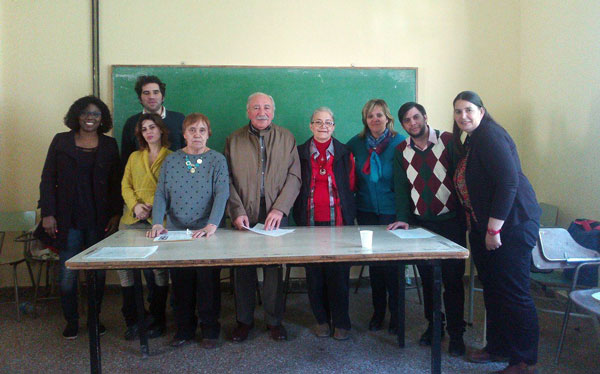 El IEPAS – CGCyM participó de las Jornadas «Argentina: un siglo de migraciones» organizado por el CONICET