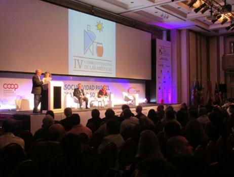 Informe final de la IV Cumbre Cooperativa de las Américas realizado en Montevideo del 14 al 18 de noviembre