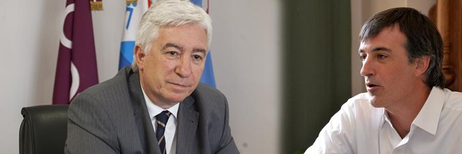 Art. 90 de la Ley Nacional de Educación: El presidente del INAES, Marcelo Collomb se reunió con el ministro Esteban Bullrich