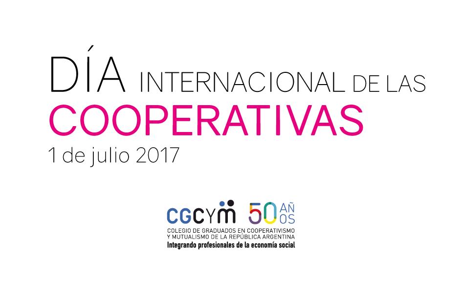 El CGCyM saluda a l@s cooperativistas en su día