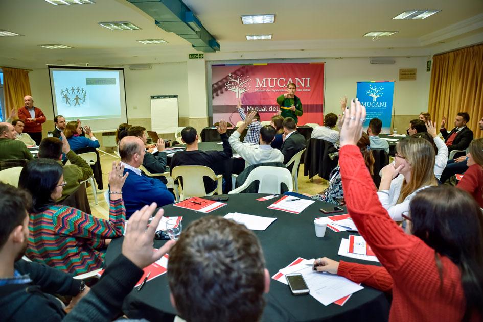«La participación de los jóvenes en las organizaciones mutuales». Informe del taller realizado por el CGCyM y Mu.Ca.Ni.