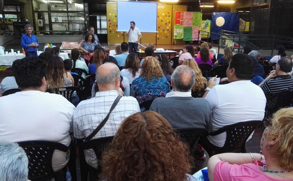 """Informe sobre la Jornada de Capacitación """"Emprendedorismo y Asociativismo"""" realizada por la FAMUFER y el CGCyM"""