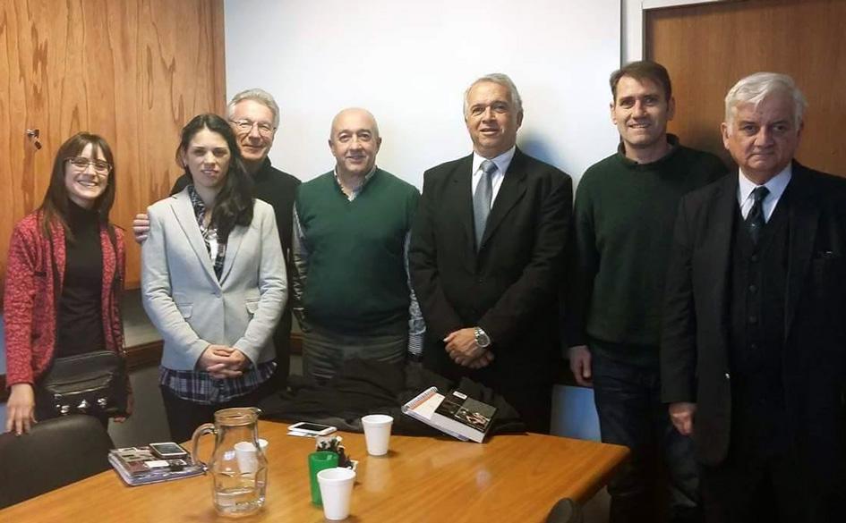 El CGCyM y la Universidad del Centro Educativo Latinoamericano (UCEL) firmaron un convenio de cooperación científica y académica