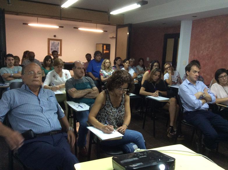El CGCyM y la Mutual Euroamericana organizaron una Jornada de Capacitación sobre Normativas UIF para entidades del sector