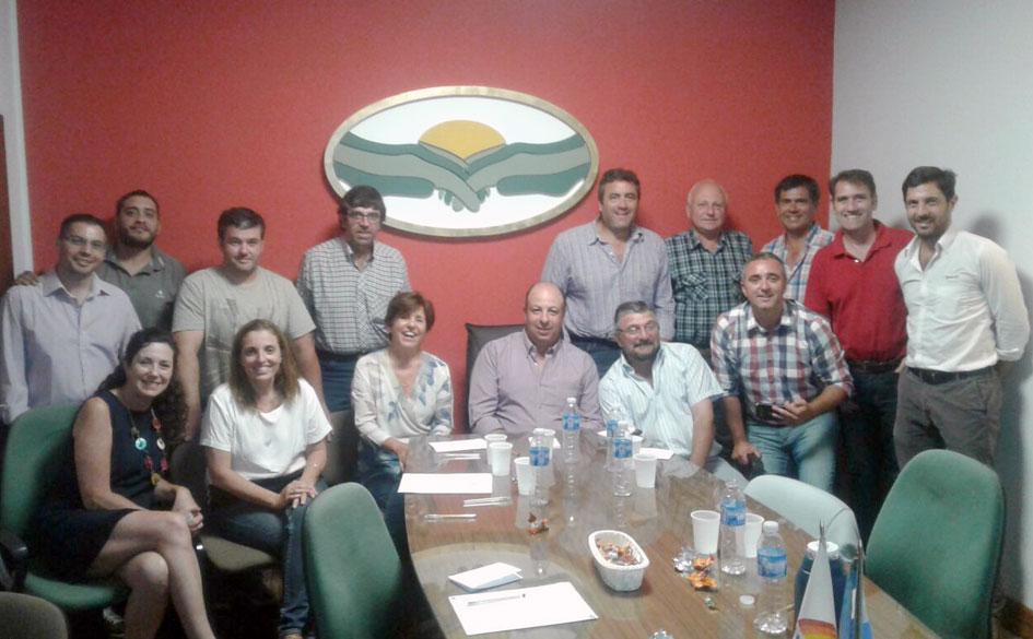 El CGCyM presentó el Departamento de Talento Humano Cooperativo y Mutual, nueva área institucional de trabajo profesional