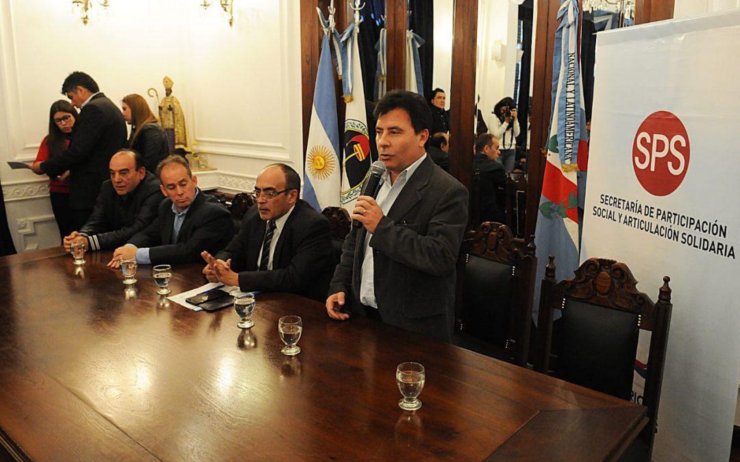 El Lic. Alejandro Romero asumió el cargo de Subsecretario de Acción Cooperativa y Mutual de la Provincia de La Rioja