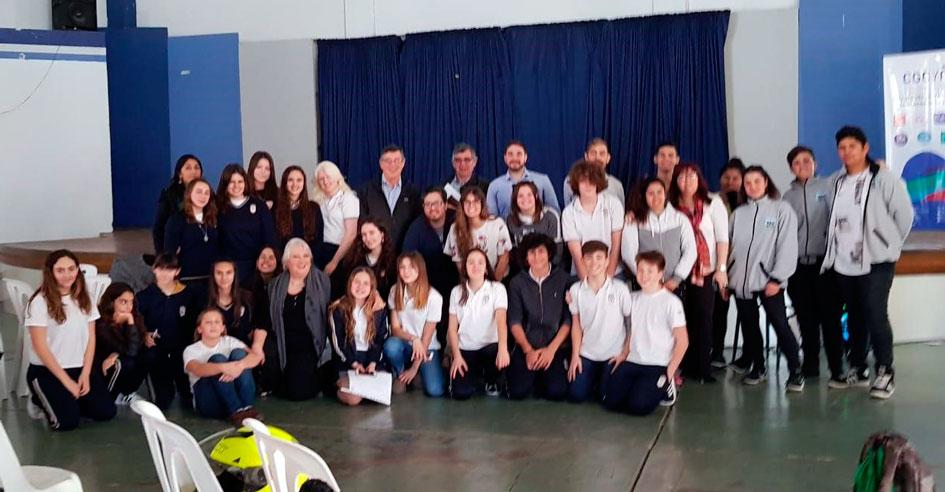 Se realizó en Bahía Blanca la 4ta. Jornada Regional de Cooperativismo Escolar