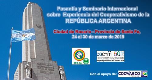 Seminario Internacional sobre cooperativismo argentino