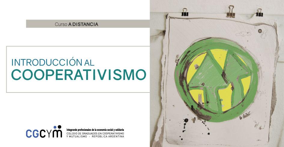 Introducción al Cooperativismo / Curso a distancia / Marzo 2020