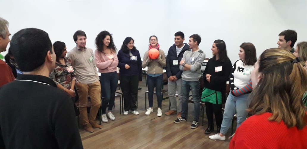 CGCyM brinda un taller de cooperativismo en la Universidad Nacional de La Plata