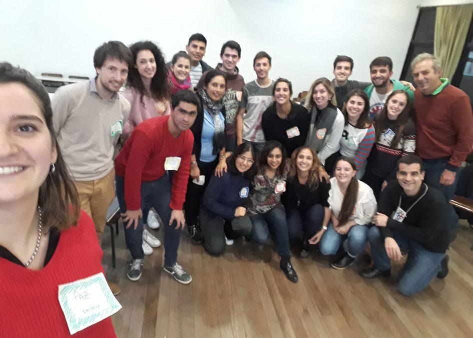 Nuevos representantes del CGCyM en el Comité de Juventud de COOPERAR