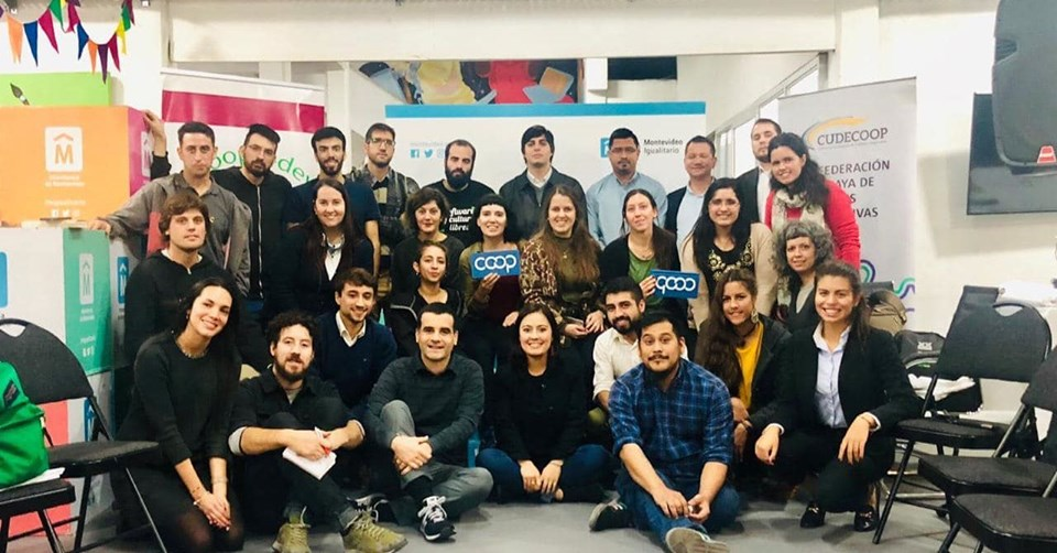 El CGCyM participó de encuentro internacional de jóvenes cooperativistas en Montevideo