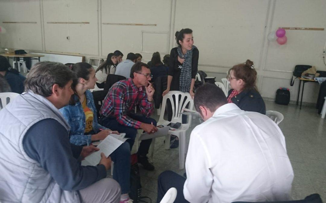 Informe del Taller de Capacitación Cooperativa realizado en Rivera