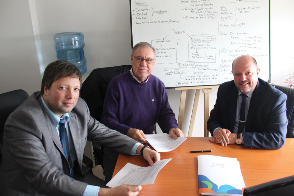 El CGCyM y la Federación de Mutuales Regional La Plata firmaron convenio de capacitación