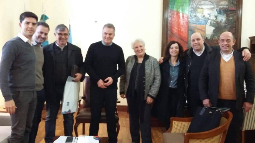 Se firmó un importante Convenio entre el CGCyM y la Municipalidad de Bahía Blanca