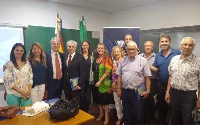 Se presentó el Instituto de Economía Social de la UCEL