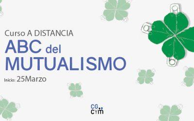Curso a distancia «ABC del Mutualismo». Inicio: 25/03