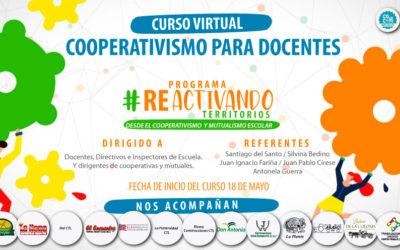 Introducción al Cooperativismo para Docentes del Partido de Adolfo Alsina (Buenos Aires). Curso a distancia
