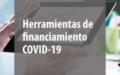 Financiamiento de las actividades en el marco de la pandemia COVID-19