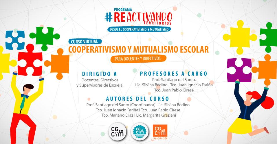Curso virtual: Cooperativismo y Mutualismo Escolar