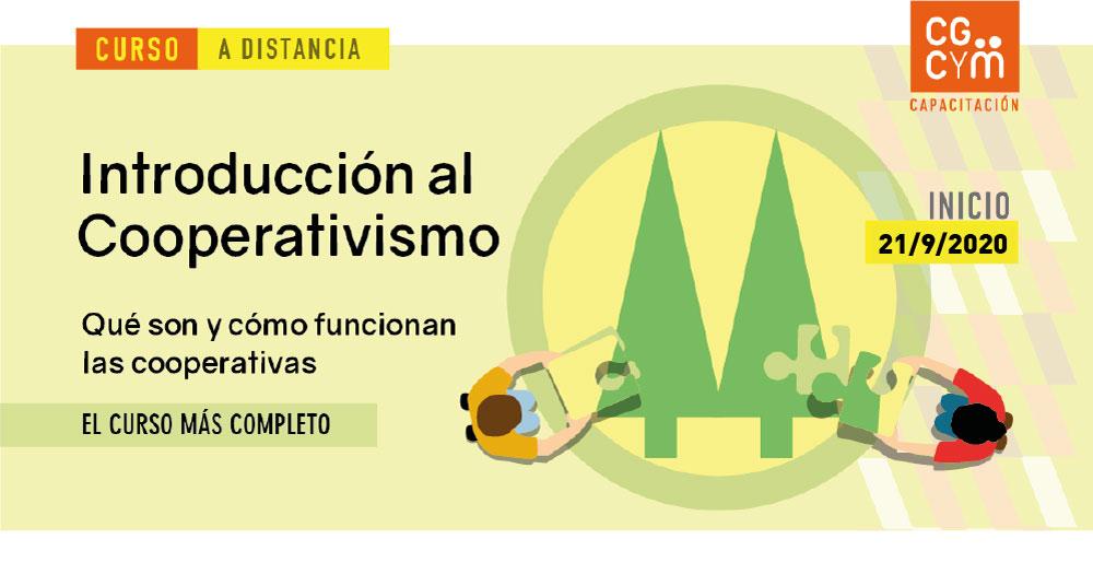 Introducción al Cooperativismo / Curso a distancia / Septiembre 2020