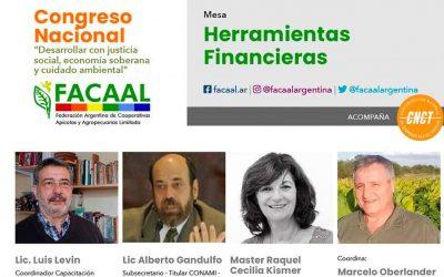 El CGCyM participará del Congreso Nacional de Cooperativas Apícolas y Agropecuarias de FACAAL
