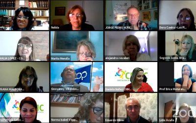 Se consolida el espacio internacional de intercambio entre las mujeres organizado por Equidad de Géneros del CGCyM