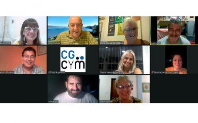 Nuevas autoridades del CGCyM